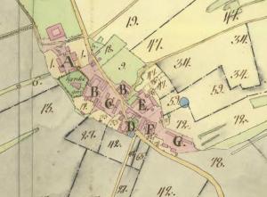 storskifte 1815 beskuren