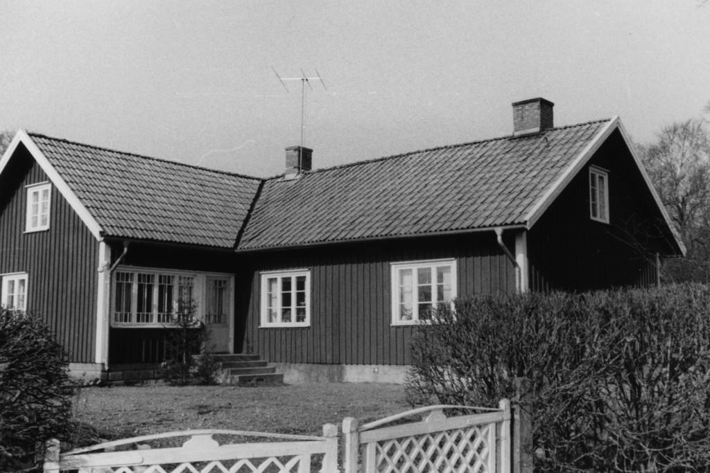 Arrendatorbostad Skyttagården (prästgården) Long