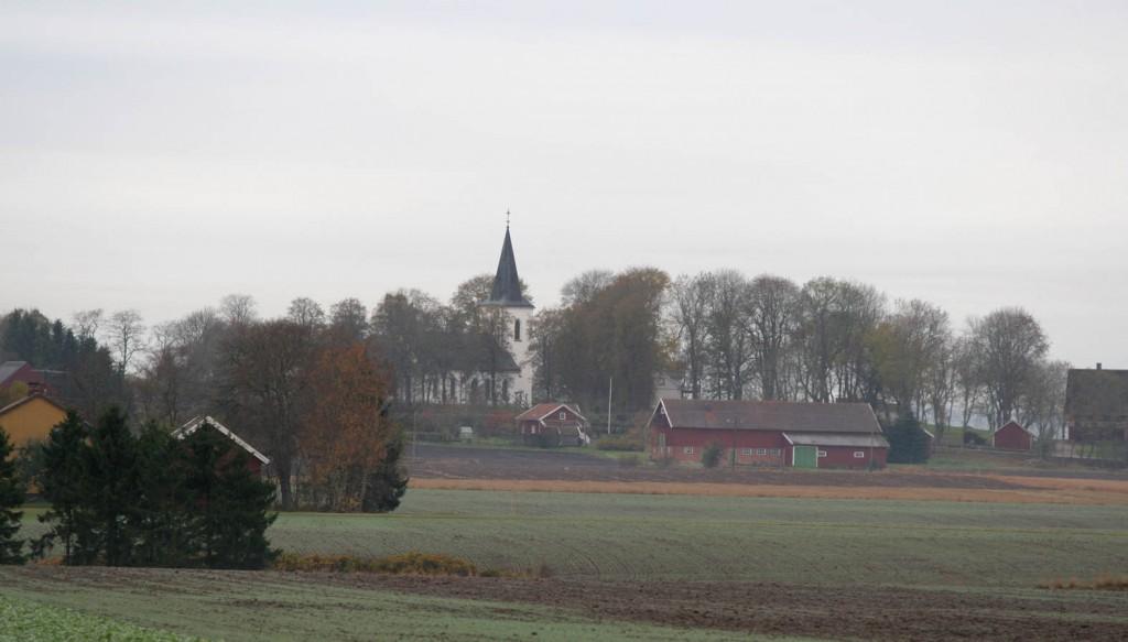 Long Jonsgården från nord