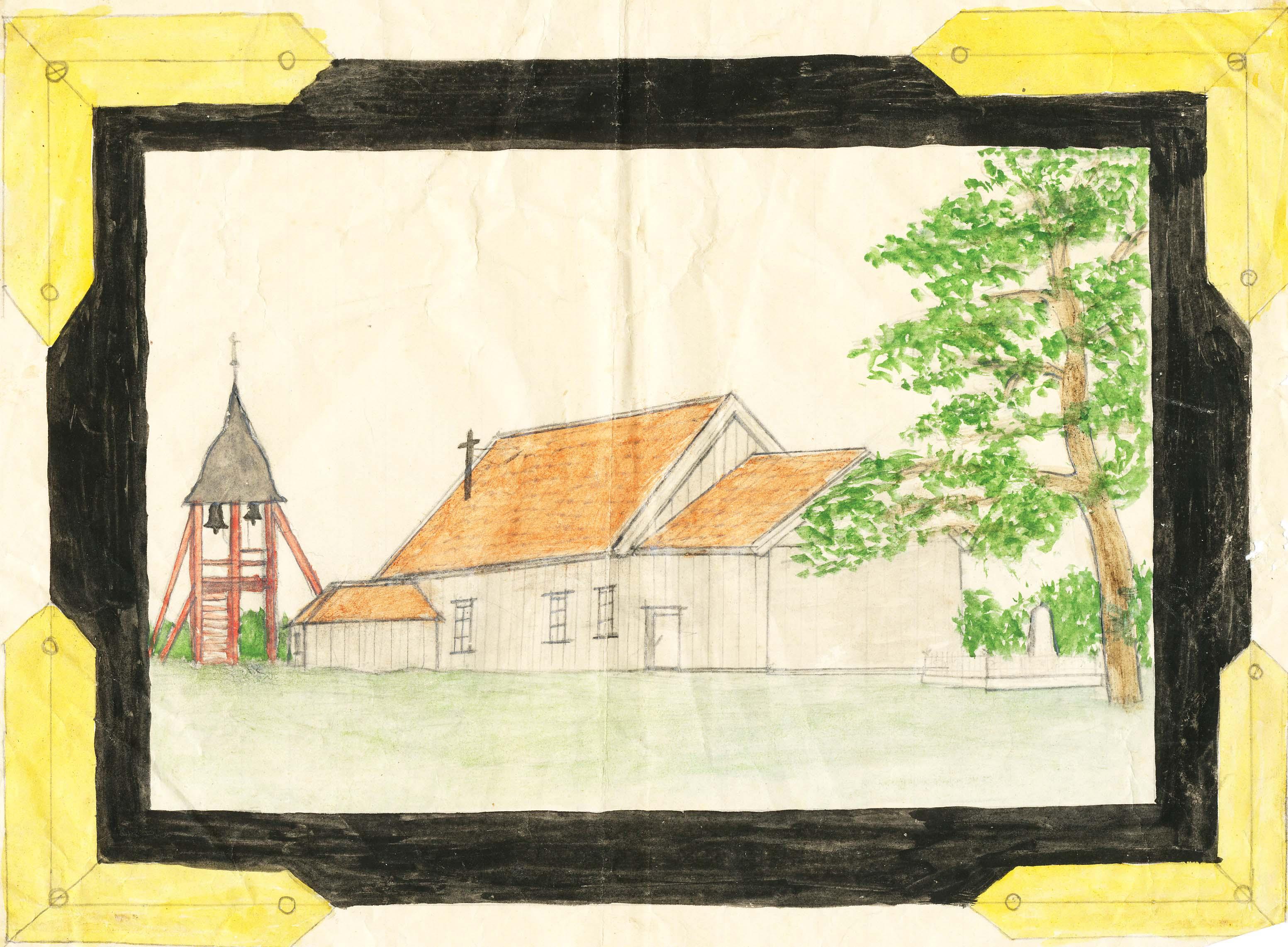 Longs gamla kyrka